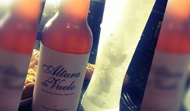 Cerveza Altura de Vuelo