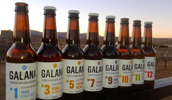 Cervezas Galana