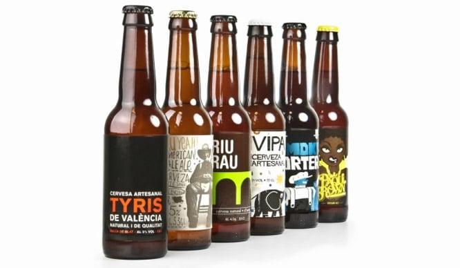 cervezas tyris