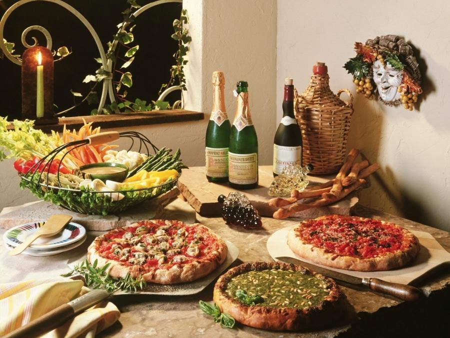 portada comida italiana