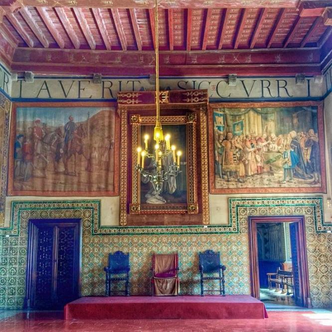 Palau dels Borgia