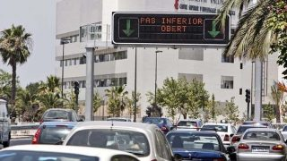3 días de atasco al año, la media valenciana