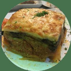 moussaka de thalassa
