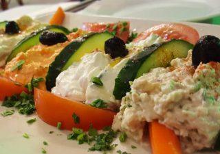 Comiendo en el Olimpo: los mejores griegos de Valencia