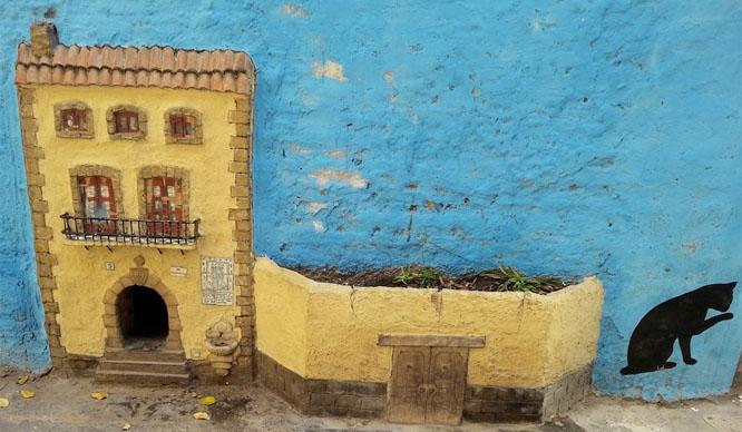 La Casa de los Gatos, en El Carmen