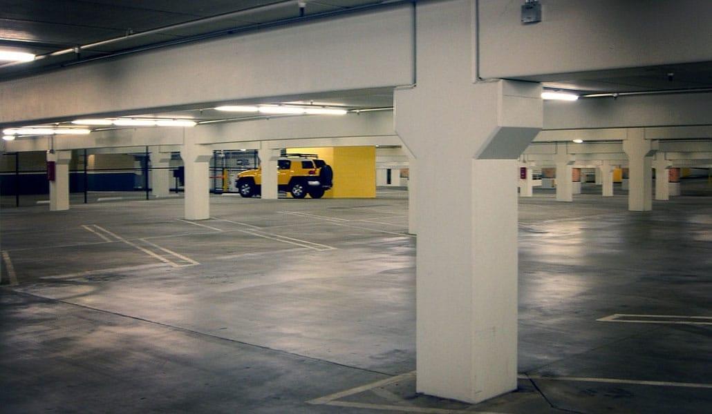 Nuevas tarifas para el aparcamiento nocturno