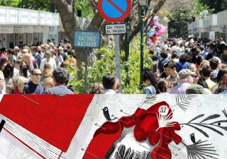 Vuelve Sant Jordi, vuelve la Feria del Libro: programa de 2017