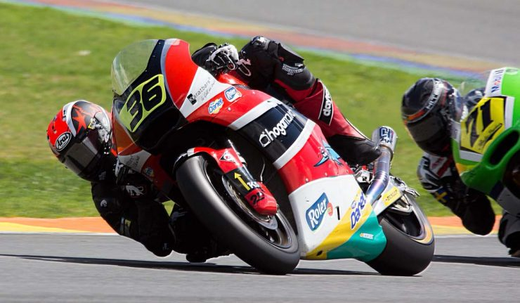 Las motos vuelven a València este fin de semana
