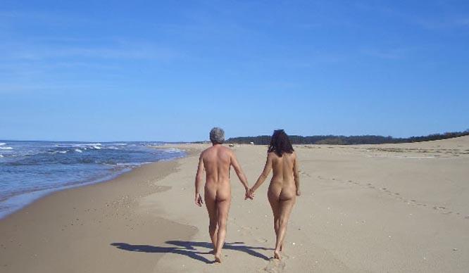playa naturista valencia