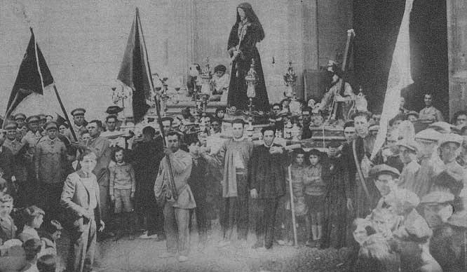 procesion calvario puçol
