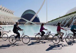 Dale a la bici: otra forma de disfrutar Valencia