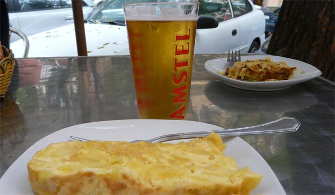 tortilla cerveceria alhambra