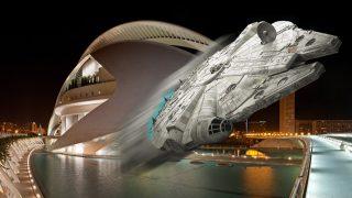 Una noche de fiesta en Valencia explicada según Star Wars