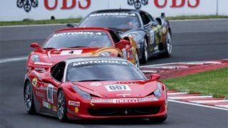 El Ricardo Tormo se llena de Ferrari