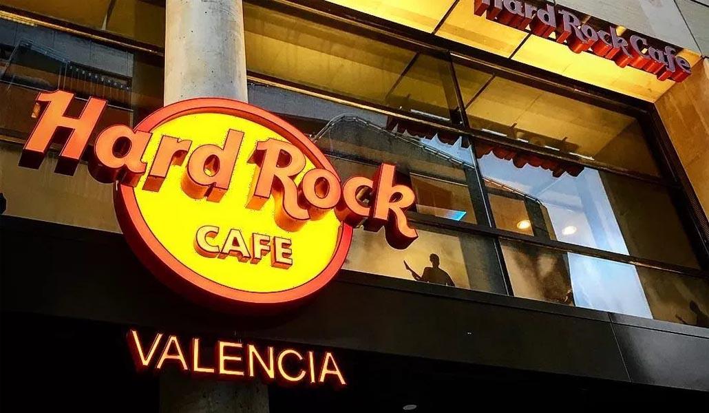Hard Rock Valencia por fin abre sus puertas