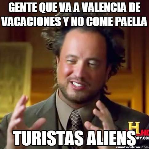 turistas aliens