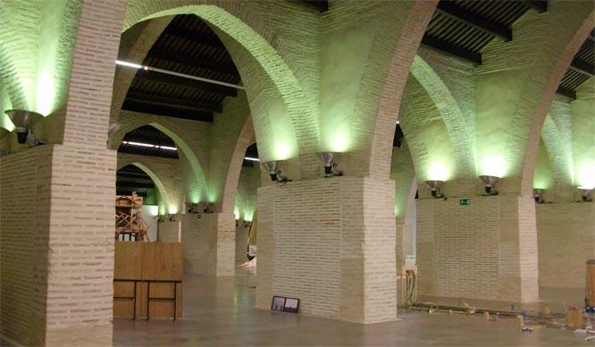 atarazanas interior