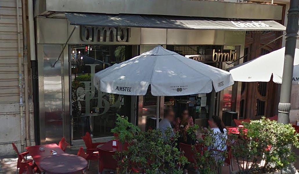 La cafetería Bimbi cierra definitivamente