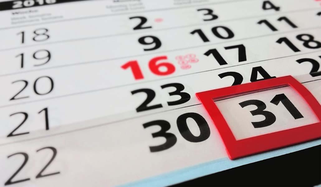 Calendario Vacaciones.Perderemos Un Dia De Vacaciones En 2018 He Aqui El Calendario