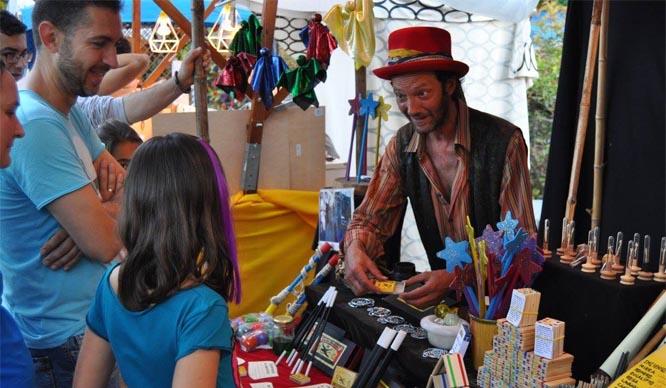 Feria alternativa de valencia