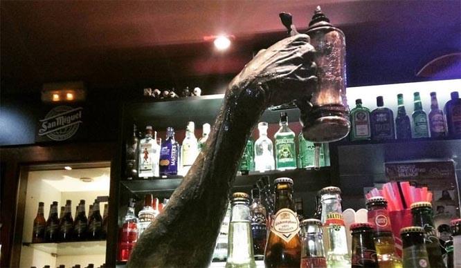 la flama rock bar
