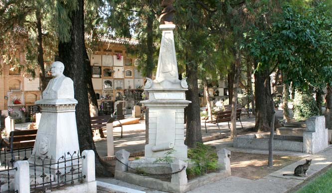 tumba constanti llombart ruta museo silencio