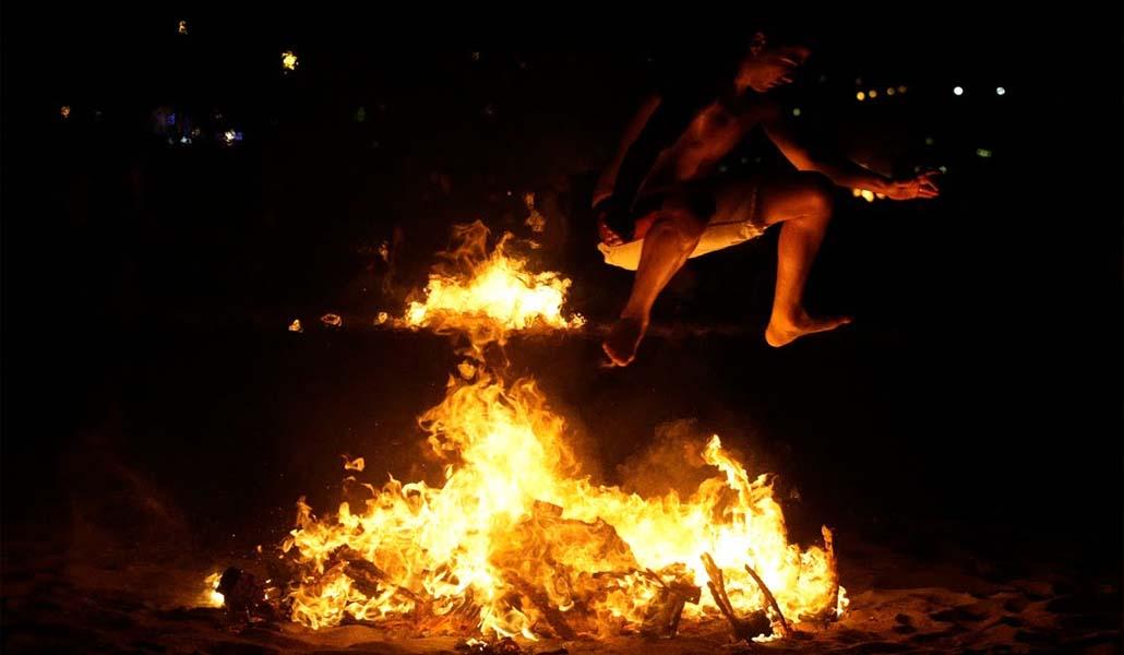 Tradiciones mágicas de la noche de San Juan