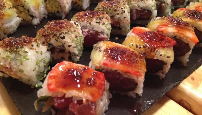 sushi the sushi room