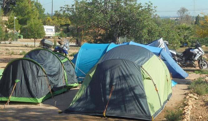 valencia camper park