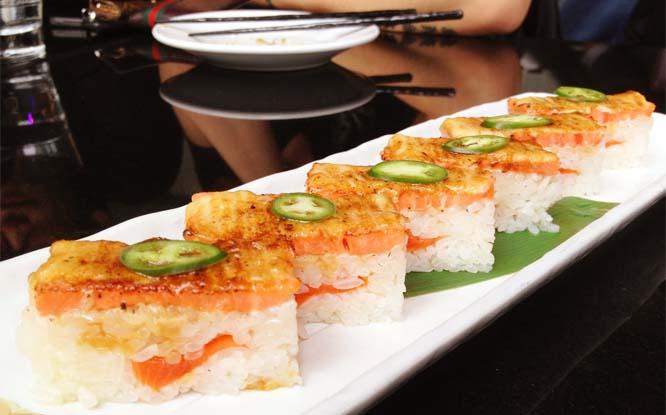 sushi valencia orient