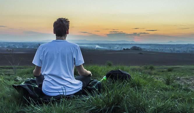 yoga en exteriores