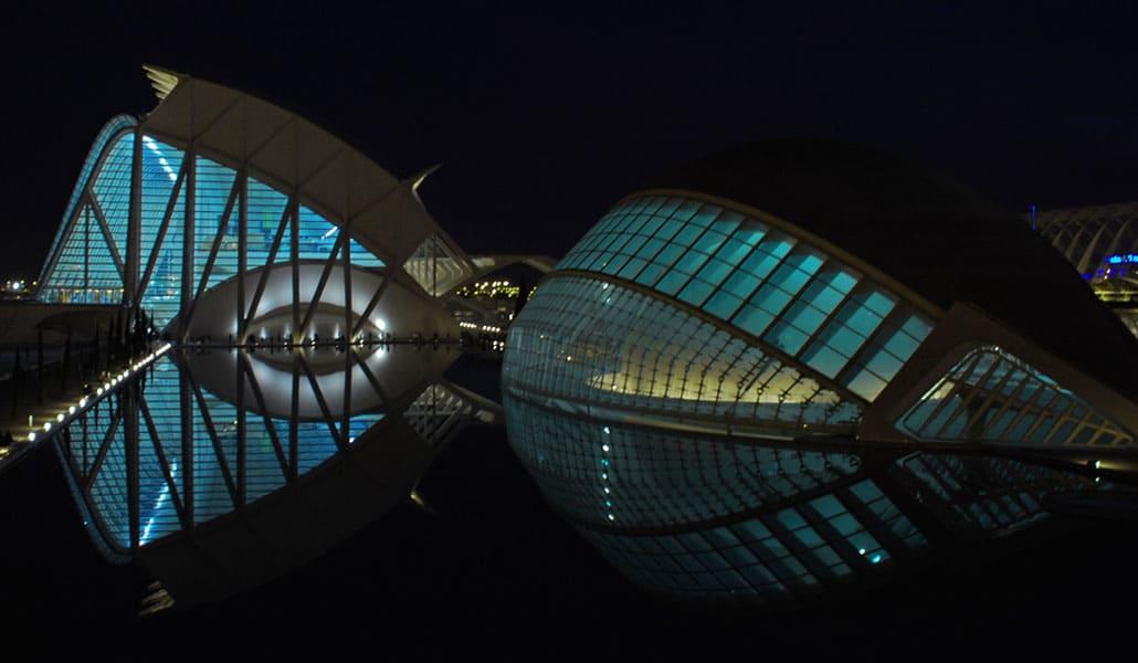 La Ciudad de las Artes y las Ciencias a través de 10 fotos de Instagram