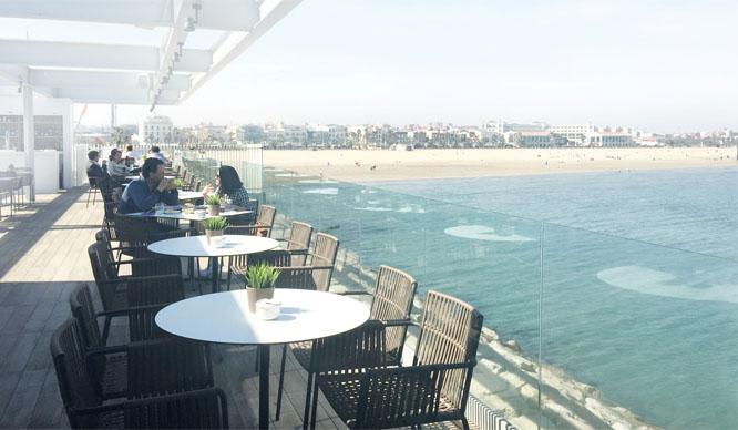 restaurante panorama valencia