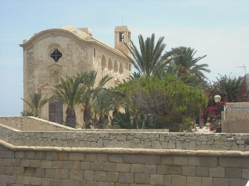 Tabarca Església