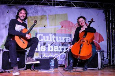Foto: Cultura als barris