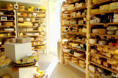 la majada quesos
