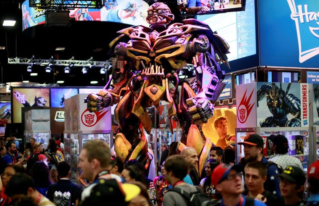 Foto: Comic Con San Diego (La Vanguardia/Reuters)
