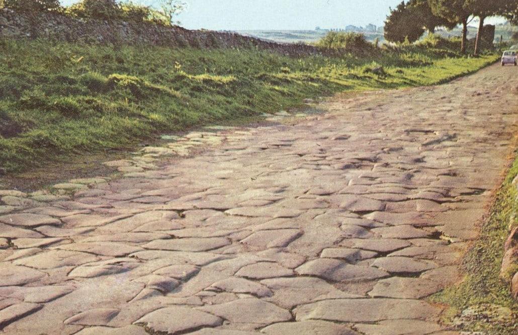 Reproducción de la Vía Augusta / Foto: marqalicante.com