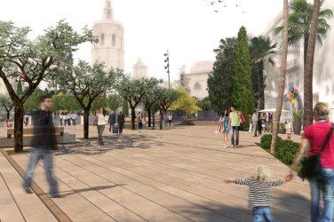 proyecto plaza reina