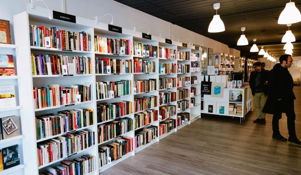 librerias segunda mano valencia