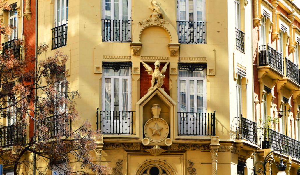 La casa de valencia great la ciudad de valencia espaa - La casa de las carcasas valencia ...