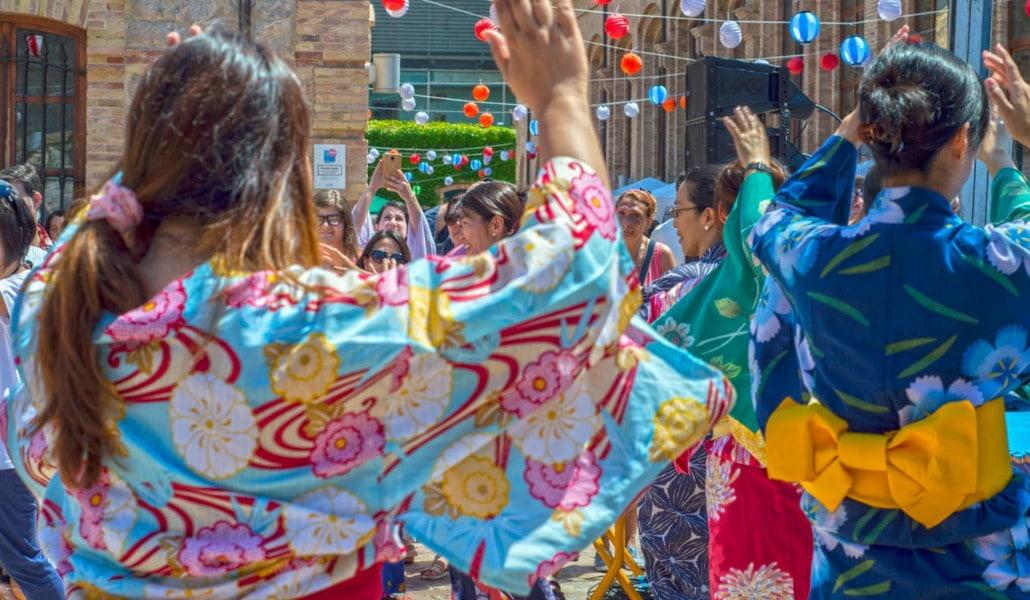 natsu valencia festival