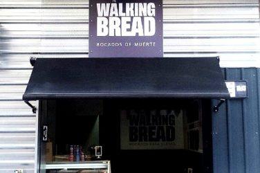 walking bread