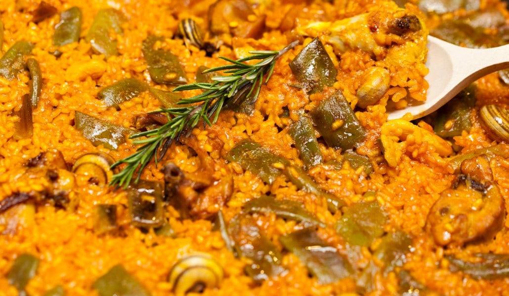 arroceria la valenciana valencia paella