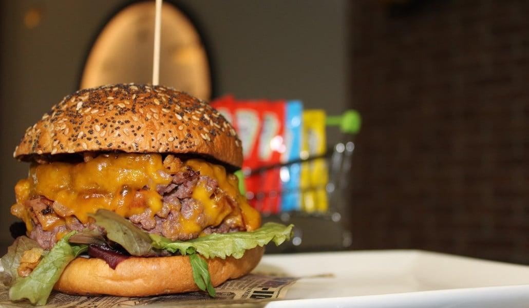 tarantin chiflado valencia hamburguesa