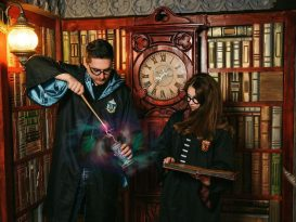 valencia escape room harry potter