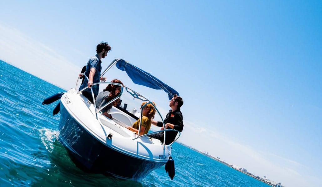 valencia paseo barco