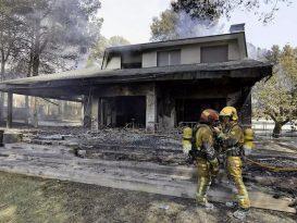 casa quemada incendio gandia