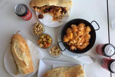 mapa almuerzos valencia
