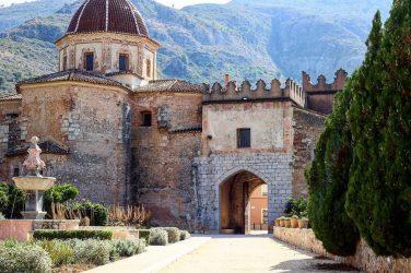 monasterio santa maria valldigna